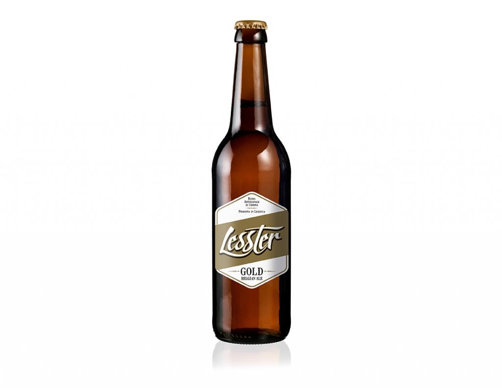 Birra Lesster - Gold Belgian Ale
