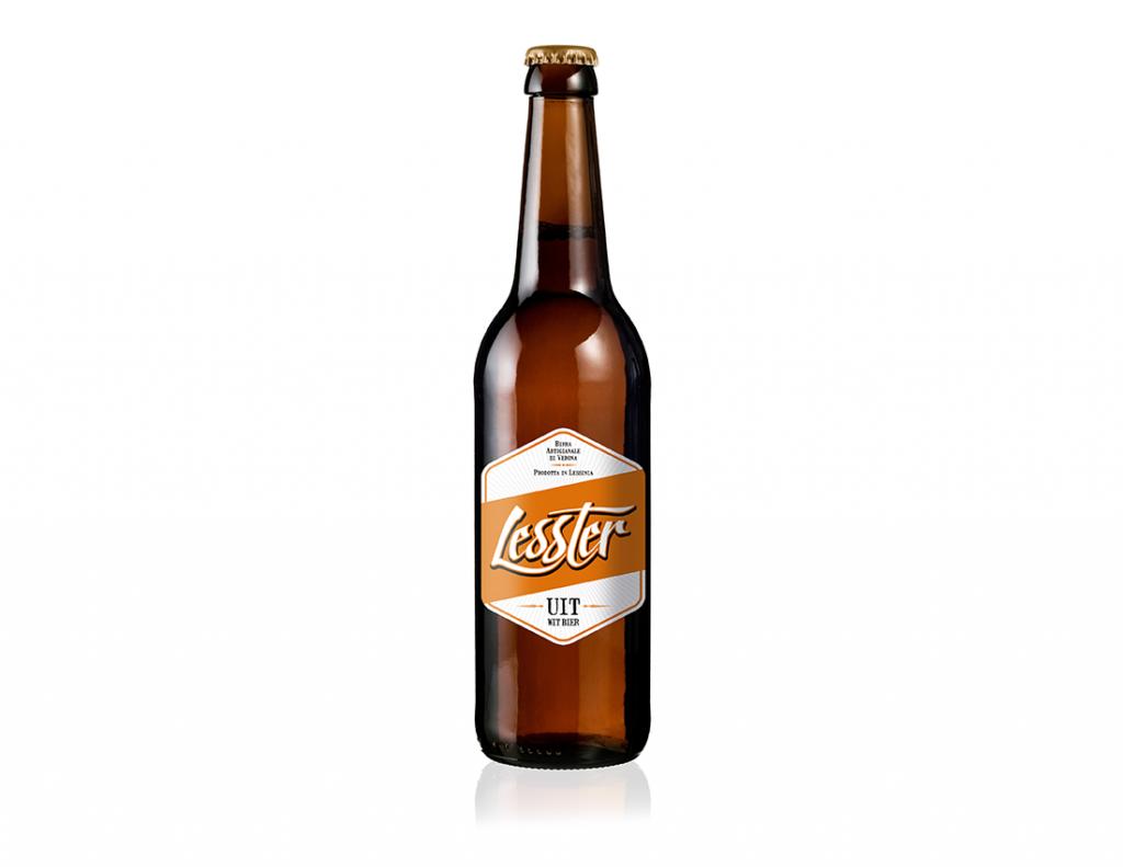 Birra Lesster - Uit Wit Bier